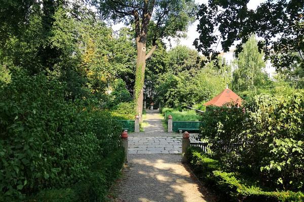 Schustehruspark Berlin Charlottenburg