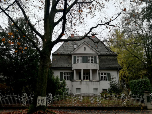 Villa Edelhofdamm