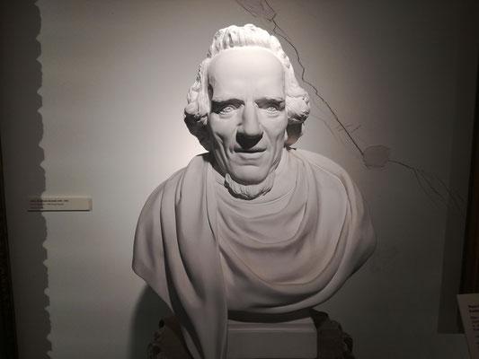 Portrait Moses Mendelssohn
