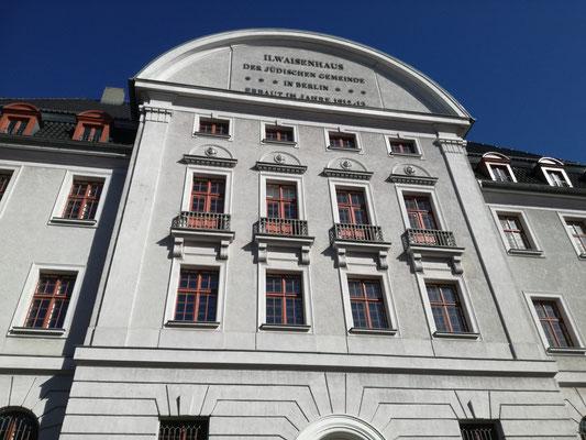 Jüdisches Waisenhaus - Berlin Pankow