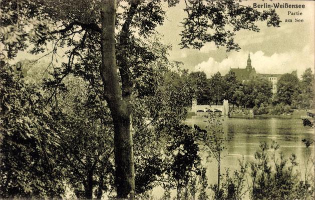 Historische Aufnahme Weißer See - @imago images