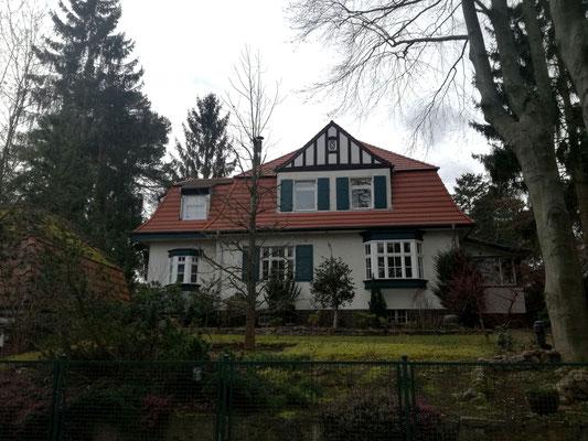Villa Markgrafenstrasse 33