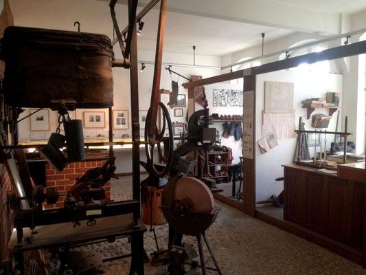 Handwerkerzimmer im Museum Reinickendorf