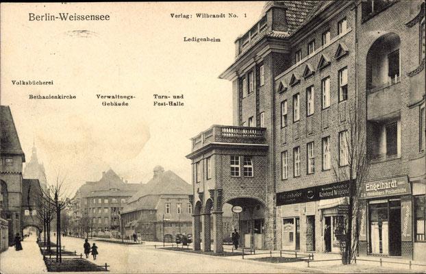 Historische Aufnahme Munizipalviertel - @imago images
