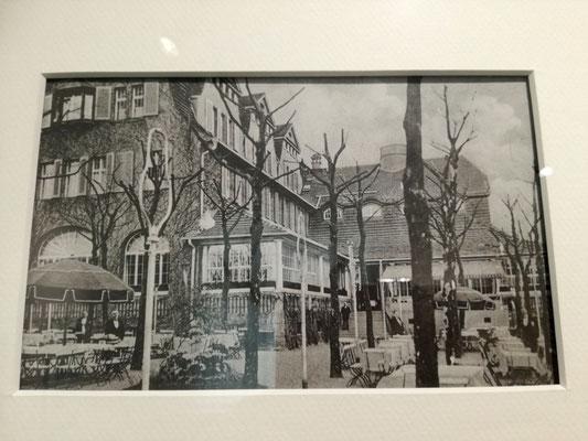 Historische Aufnahme von Frohnau