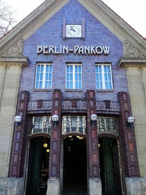 S-Banhhof - Berlin Pankow