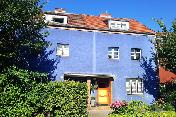 Hufeisensiedlung - Berlin Neukölln