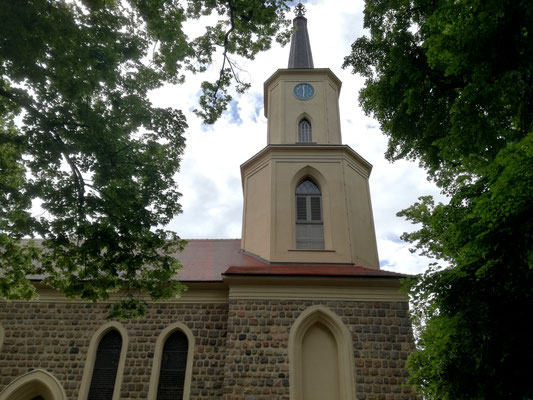 Kirche St. Andreas - Teltow
