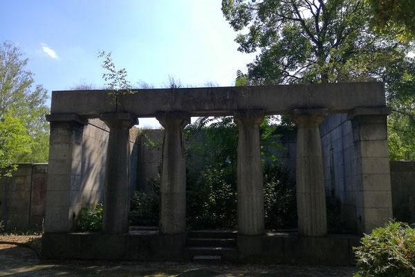 Erbbegräbnis Engel - Friedhof Oberschöneweide