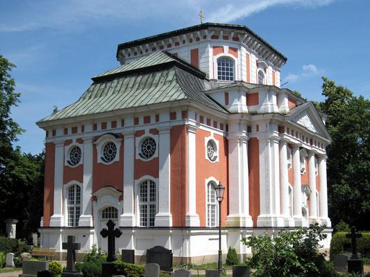 Schlosskirche Berlin-Buch - @Olaf Tausch - CC BY 3.0 - WikiCommons