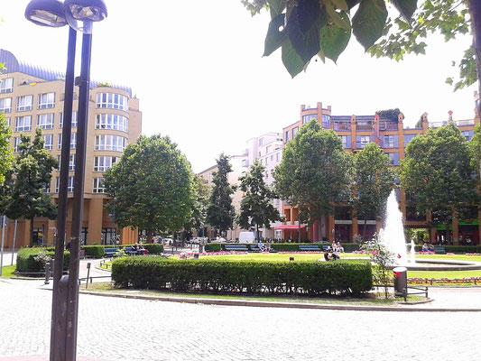 Prager Platz - Berlin Wilmersdorf