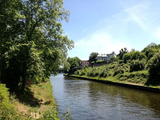 Reste der Enver-Pascha-Brücke