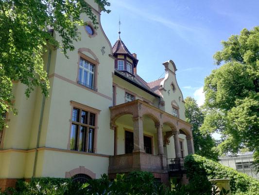 Villa Müller-Grote - Residenz Truman während der Postdamer Konferenz