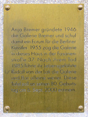 Andenken an Galerie Bremer - CC BY-SA 3.0- Wikimedia Commons