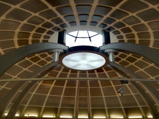 Kuppel im Deutschen Dom