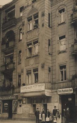Berlin Wedding - historische Aufnahme - J. Blazejewski, Berlin-Rixdorf - Wikimedia Commons