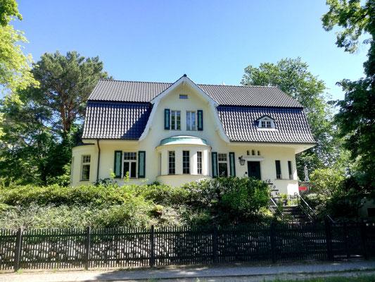 Wohnhaus Koch - Am Weinberg Kleinmachnow