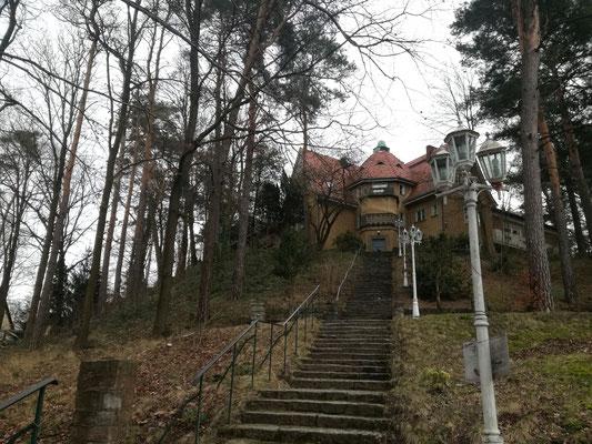Das Buddhistische Haus in Frohnau