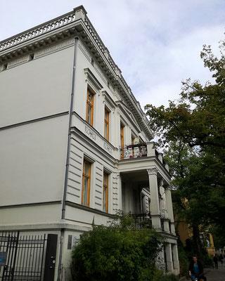 """Haus eines """" Schöneberger Millionenbauern"""" - Hauptstraße - Berlin Schöneberg"""