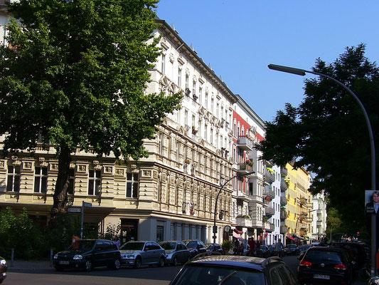 Belziger Straße - Berlin Schöneberg