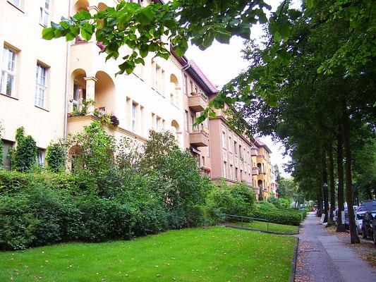 Spessartstraße - Berlin Wilmersdorf