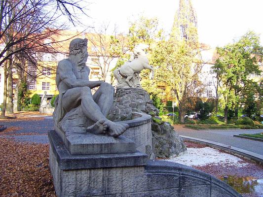 Rüdesheimer Platz - Berlin Wilmerdsorf - Rheinhau Viertel