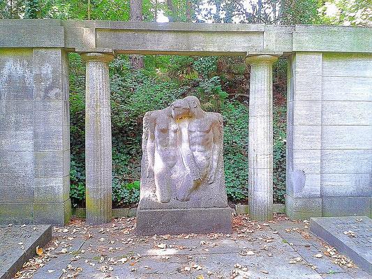 Grabmal Franz Ullstein