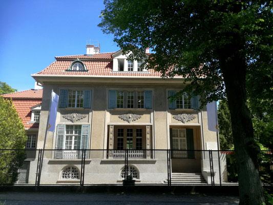 Villa Herpich - Residenz Stalin während der Potsdamer Konferenz