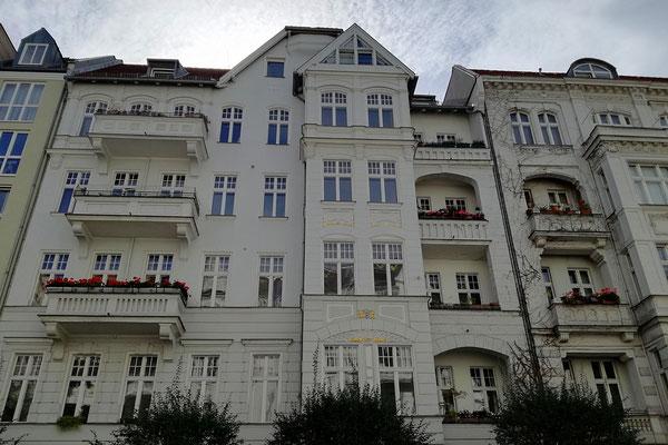 Hausanfront Apostel-Pauls-Straße- Berlin Schöneberg