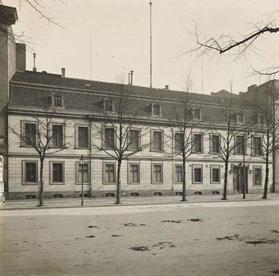 Haus Jägerstaße 51 - @Architekturmuseum TU Berlin
