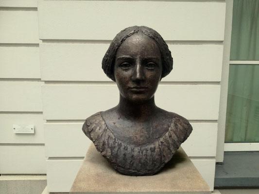 Portrait Fanny Hensel neé Mendelssohn-Bartholdy