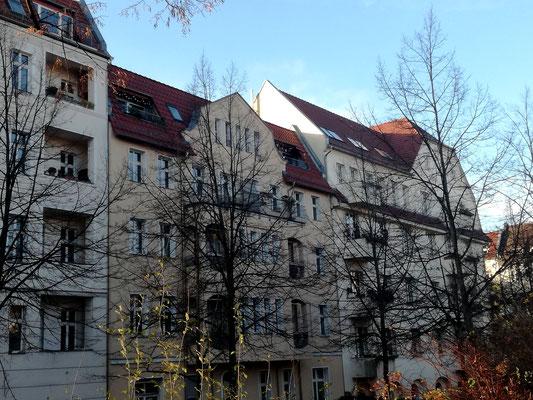 Solonplatz - Berlin Weißensee