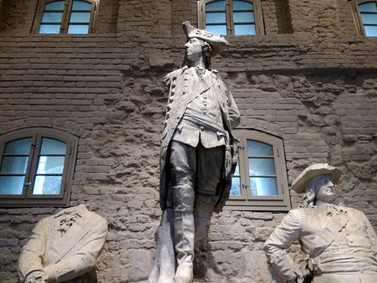 König Friedrich II. - der Große
