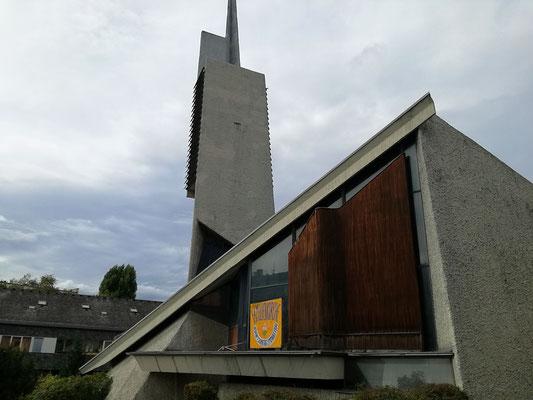 Paul-Gerhardt-Kirche - Haupstraße - Berlin Schöneberg