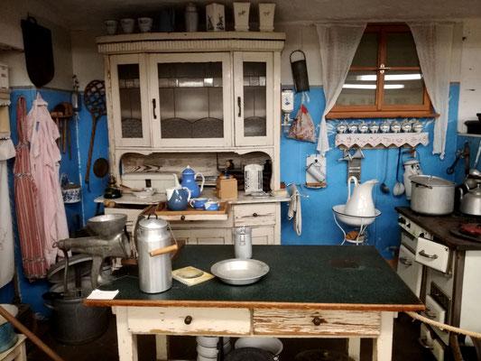 Arbeiterküche im Museum Reinickendorf