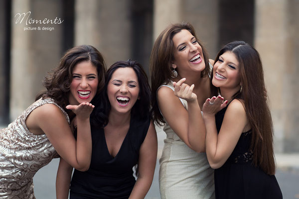 Model: Berna, Damla, Dilara, Nora | Fotodesignerin: Jennifer Bahr