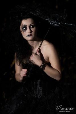 Haare & Make up: Angelique Striebl | Model: Rima | Fotodesignerin: Jennifer Baskan