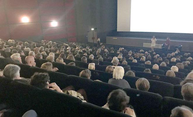 film Nosso Lar à Tours - organisation Via Energetica, bien-être en Touraine