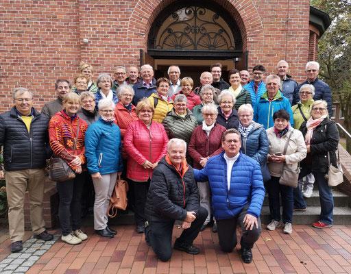 Messe in der Heimatgemeinde von P. Hans-Ulrich