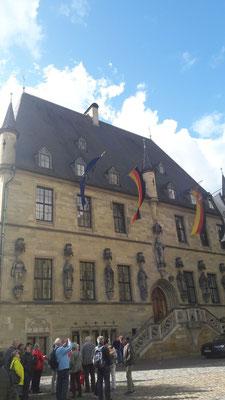 Osnabrück: Rathaus