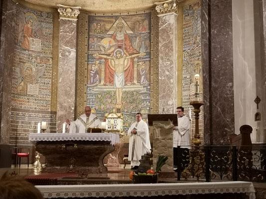 Messe in Bethen