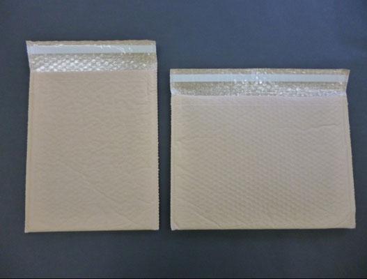 多種多様な規格を揃えた緩衝封筒シリーズは、製品に合わせ、汎用的に利用することができます。