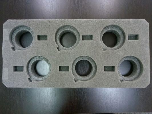 発泡ブロック打ち抜き加工品