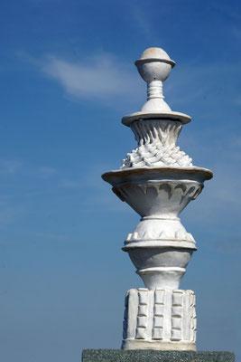 Torre de oro blanco