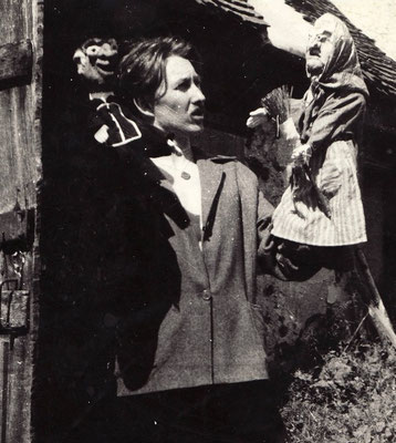 Pierre BERNOTTE et ses marionnettes
