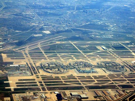 DFW Dalls/Fort Worth International Airport