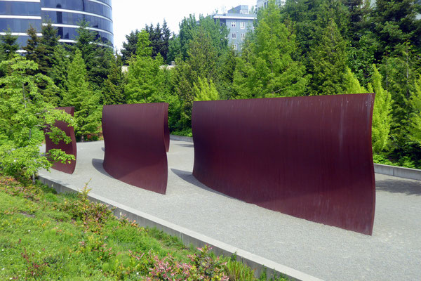 Richard Serra: Wake