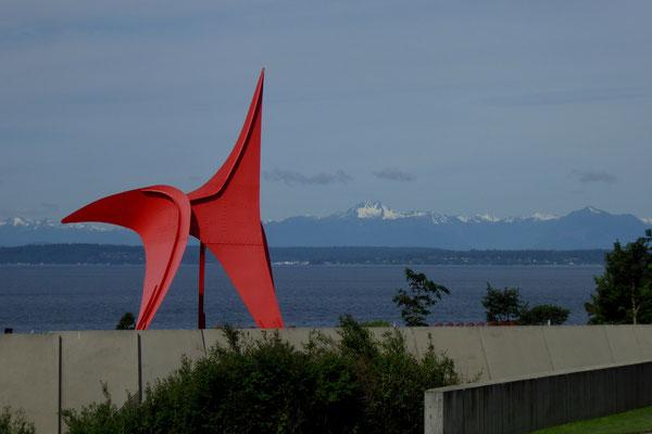 Alexander Calder: The Eagle