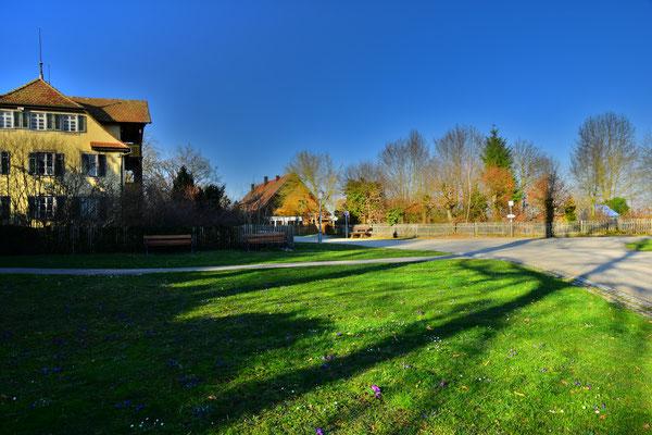 Kloster Innenhof