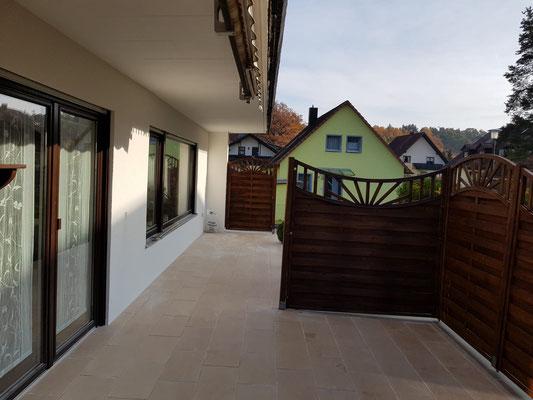 © Bild 2 nach der Terrassensanierung , M. Böhm, Allersberg